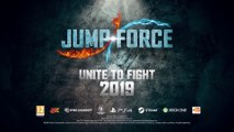 Jump Force - Gameplay Zoro vs. Sasuke