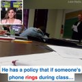 This is the best classroom April Fools prank ever