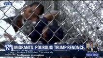 Migrants: Trump renonce à séparer les enfants de leurs parents