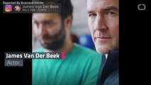 James Van Der Beek Shares Photo Of Placenta