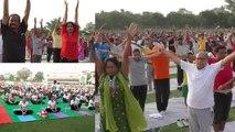 योग दिवस पर गवाह बनी पीएम की काशी, लोगों ने मनाया अंतर्राष्ट्रीय योग दिवस