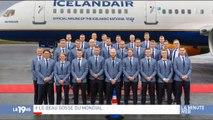 Buzz : Un jouer de football islandais déchaine les foules sur les réseaux sociaux - Découvrez pourquoi