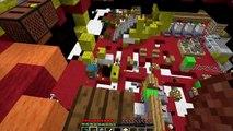 Minecraft  ROBOT BLOCK CHALLENGE   Terminator vanossgaming
