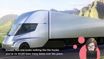 Tesla's All-Electric Semi Can Haul 80,000 Pounds Of Cargo Up To 500 Miles Between Charges