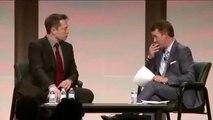 TECHNOLOGY Elon Musk TESLA entrepreneur on teslamotor self driving electric cars