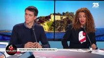 Les GG veulent savoir : Piscine à Brégançon, les Macron hors-sol ? - 21/06