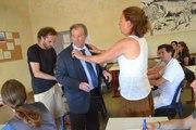 VIDEO. Silence ! Ça tourne à Thouars avec Jean-Pierre Mocky
