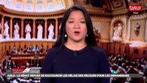 Asile : le Sénat refuse de raccourcir les délais des recours - Les matins du Sénat (21/06/2018)