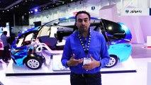نظرة إلى مستقبل المواصلات مع سيارات من معرض دبي الدولي للسيارات