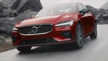 New Volvo S60 R-Design Driving Video
