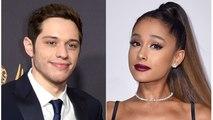Pete Davidson Confirms His Engagement To Ariana Grande