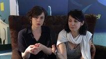 Interview : Zabou Breitman et Eléa Gobbé-Mévellec - Les Hirondelles de Kaboul