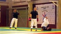 Judo Jujitsu vacances à l'  ENS Narbonne