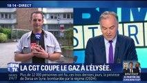 Annonce de la mise à mort d'EDF: coupure de l'alimentation en gaz du palais de l'Élysée
