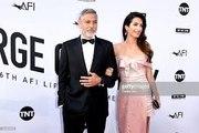 AFI Life Achievement Award Season 1 Episode 46 George Clooney