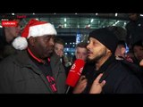 Arsenal 3-3 Liverpool | I Was Cussing Every Arsenal Player In The First Half!! (Troopz)