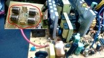 Fonte atx comum básica circuito eletrônico e componentes cuidado com fontes falsificadas. Usamos o vídeo como referência para falsas fontes reais