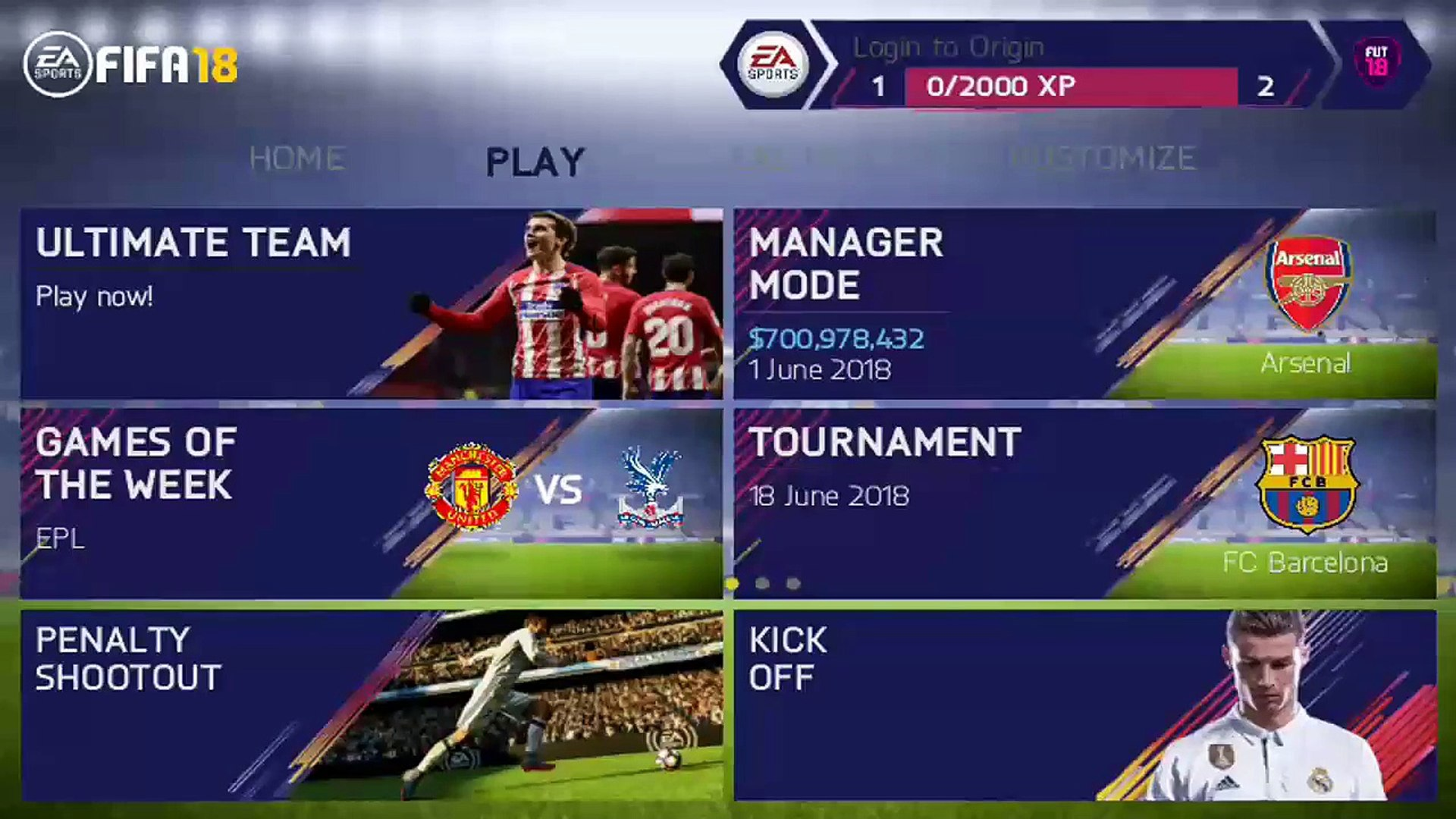 Game Android Offline FIFA 18 V 12 Deluxe Link + Cara Install