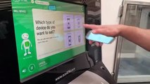 Eco ATM purchase your old mobile - video dailymotion