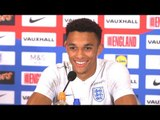 Trent Alexander-Arnold Full Pre-Match Press Conference - England v Panama - Russia 2018 World Cup