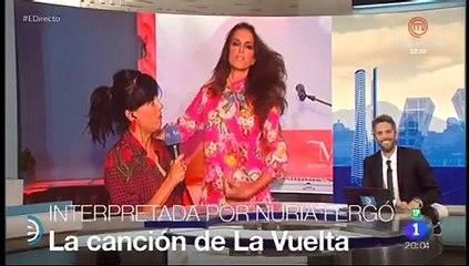 """Presentación del videoclip del single de Nuria Fergó """"La vida son solo dos días"""""""