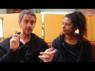 """""""Laissez bronzer les cadavres"""": entrevue avec Bruno Forzani et Hélène Cattet"""