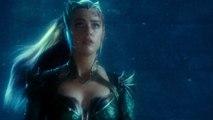 Amber Heard Talks Favorite 'Aquaman' Scene