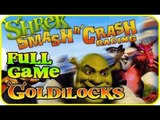 Shrek Smash n' Crash Racing Part 5 - FULL GAME - Goldilocks & Bear (PS2, PSP, Gamecube)