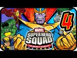 Marvel Super Hero Squad: The Infinity Gauntlet Walkthrough Part 4 (PS3, X360, Wii) Time to Find Time