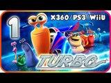 Turbo: Super Stunt Squad Walkthrough Part 1 (X360, PS3, WiiU) Tutorial