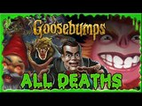 Goosebumps The Game All Deaths Cutscenes | Game Over | Fails (PS4, XB1, PC)