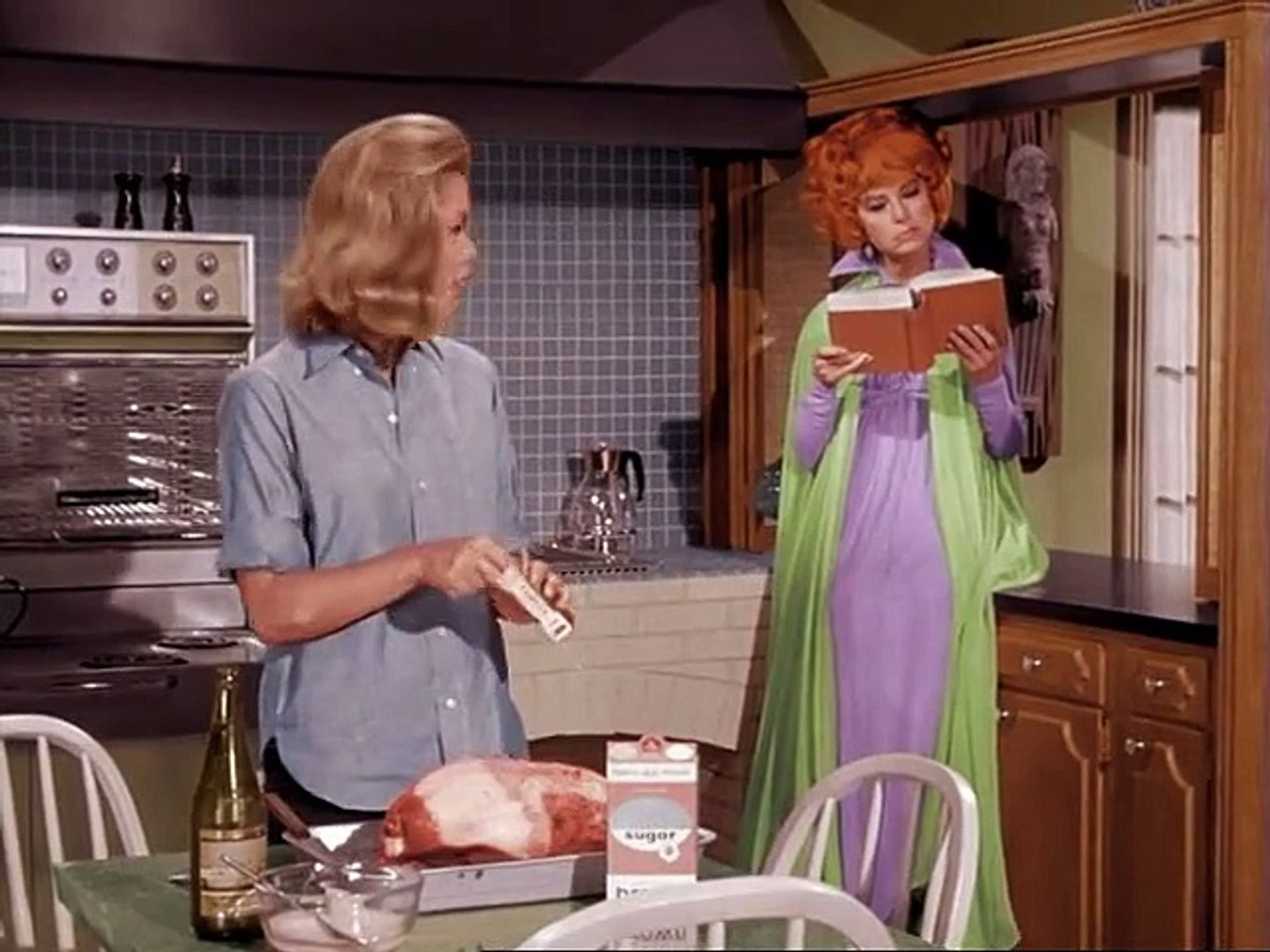 Bewitched S01e04 Mother Meets What S His Name