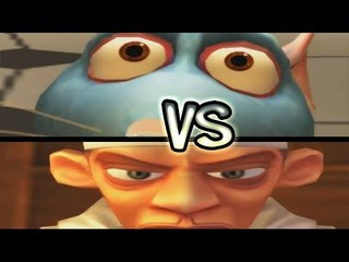 Ratatouille All Bosses | All Chase Scenes (PS2, Wii, PC, XBOX, Gamecube)