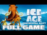 Ice Age 4: Continental Drift  Walkthrough FULL Movie GAME Longplay (PS3, X360, Wii, PC) Story Mode