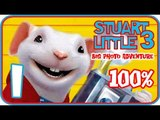 Stuart Little 3: Big Photo Adventure Walkthrough Part 1 (PS2) 100% Garden Part 1