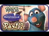 Ratatouille Walkthrough Part 2 • 100% • The Movie Game ᴴᴰ (PS2, Wii, Gamecube, XBOX, PC)