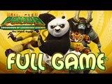 Kung Fu Panda: Showdown of Legendary Legends Walkthrough FULL Movie GAME Longplay (PS3, X360, PS4, WiiU)