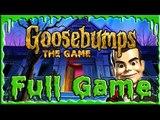 Goosebumps: The Game Walkthrough FULL GAME 100% Platinum Longplay  (PS4, XB1, PC)