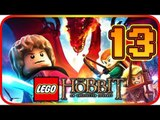 LEGO The Hobbit Walkthrough Part 13 (PS4, PS3, X360) Looking For Proof