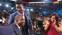 Deandre Ayton selected 1st overall by Suns
