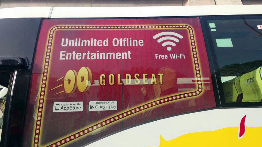 GOLD SEAT APP | The best entertainment partner of your journey | NEWSX TECH