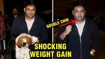 Kapil Sharma Shocking Weight Gain UNRECOGNISABLE Look At Mumbai Airport