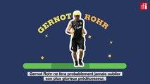 Gernot Rohr, une liaison de dix ans avec l'Afrique #foot #CdM2018