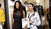 """Pooja Batra and Paiy Hansra """"Marie Westwood Magazine"""" Bold & Gorgeous Edition Release Party"""