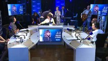 "Plaza Francia Orchestra et Catherine Ringer chantent ""Bárbara Mónica"" sur Europe 1"