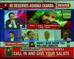 Kashmiri Brave heart: India salutes brave-heart rifleman Aurangzeb for his courage