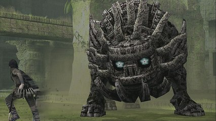 L'épopée Shadow of the Colossus Remake #14