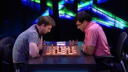 Paris Grand Chess Tour 2018 - EN Day 3 Rapid Rounds 7-9