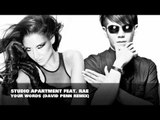 Studio Apartment feat. Rae - Your Words (inc David Penn Remix)