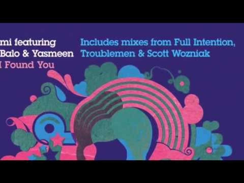 DJ Gomi feat Louie Balo & Yasmeen - Glad I Found You (Full Intention Club Mix) [Full Length] 200